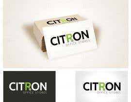 #37 for Citron Office Store - Logo creation! af sanbose