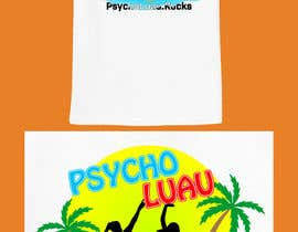 #56 for Psycho Luau logo design by DipendraVerma