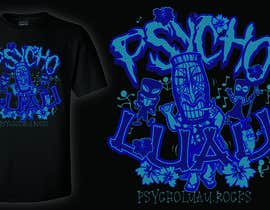 #19 for Psycho Luau logo design by Vrendengard