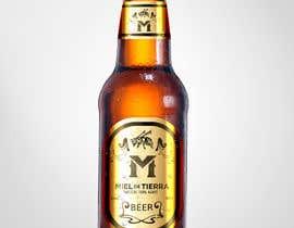 Nro 24 kilpailuun Design a beer label käyttäjältä veranika2100