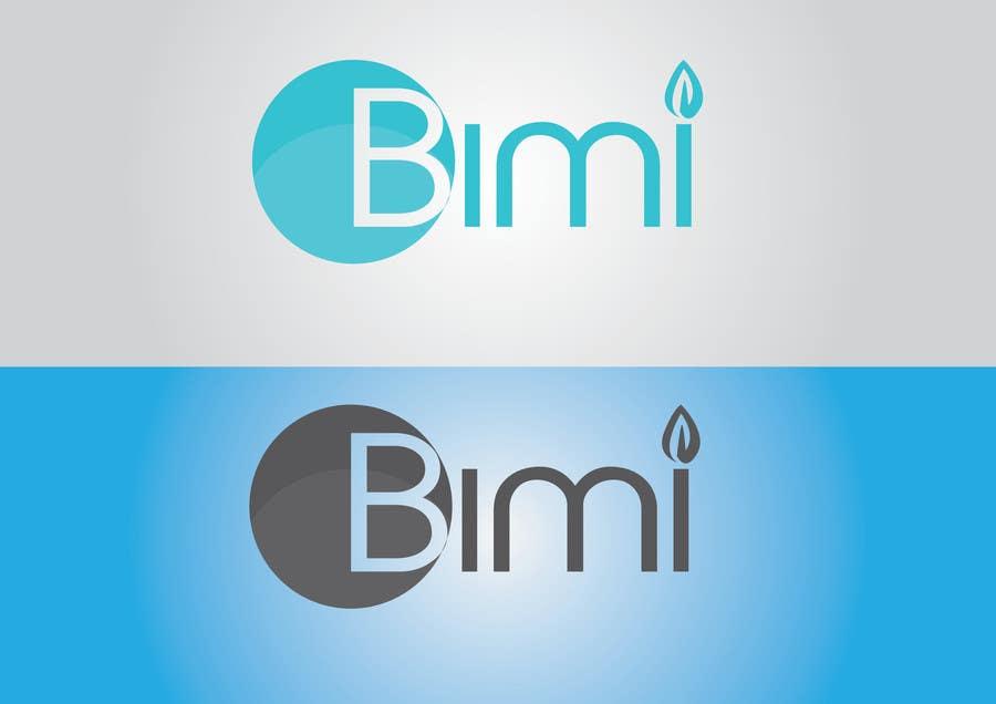Kilpailutyö #5 kilpailussa Design a Logo for Bimi Company