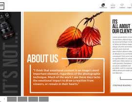 Nro 11 kilpailuun Website Portfolio Pages käyttäjältä happyweekend