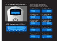 Contest Entry #15 for I need some Graphic Design to improve my current LCD display design for a remote control