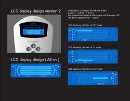#17 untuk I need some Graphic Design to improve my current LCD display design for a remote control oleh davidliyung