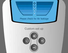 #13 untuk I need some Graphic Design to improve my current LCD display design for a remote control oleh clementalwin