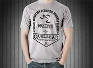Graphic Design Kilpailutyö #83 kilpailuun Design a T-Shirt - ANYTIME FITNESS CARLSBAD, NM