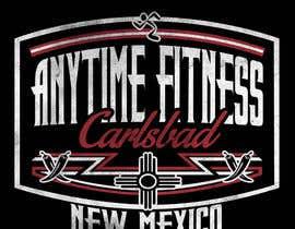 Nro 89 kilpailuun Design a T-Shirt - ANYTIME FITNESS CARLSBAD, NM käyttäjältä blackhordes