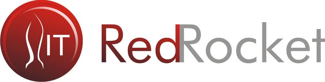 Participación en el concurso Nro.                                        60                                      para                                         Logo Design for red rocket IT