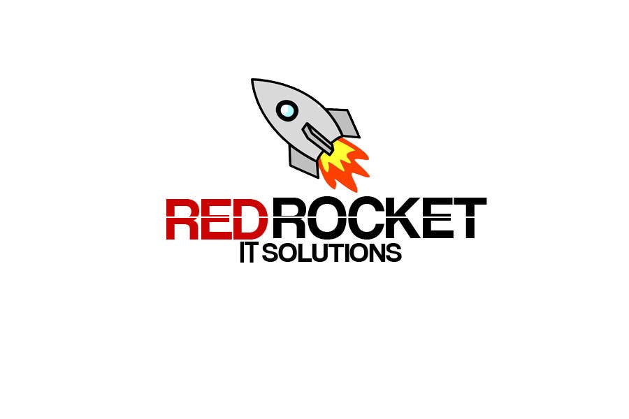 Contest Entry #                                        71                                      for                                         Logo Design for red rocket IT