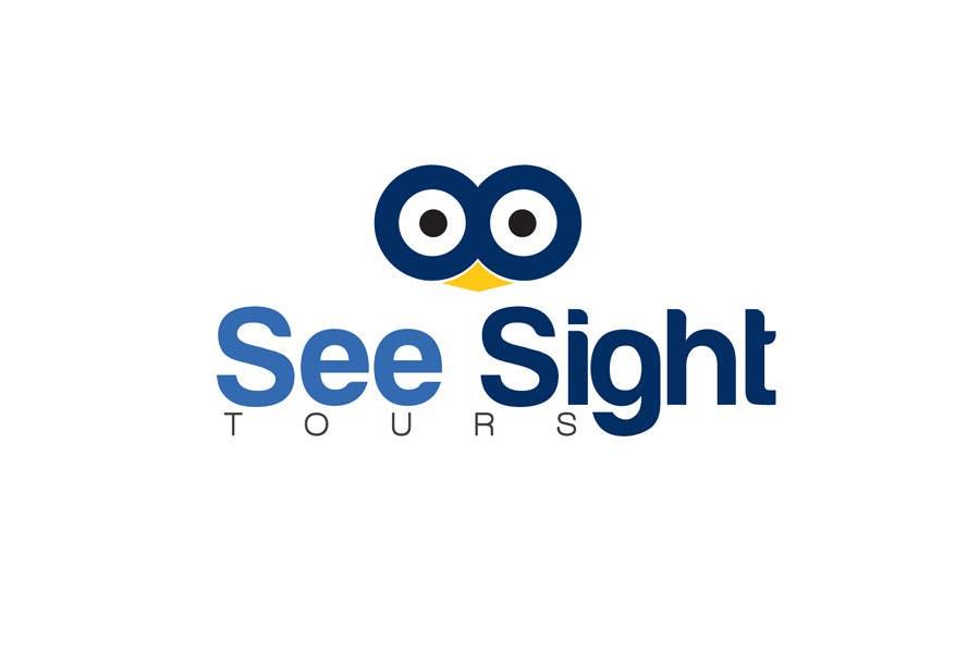 Konkurrenceindlæg #156 for Logo Design for See Sight Tours