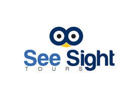 nº 156 pour Logo Design for See Sight Tours par ulogo
