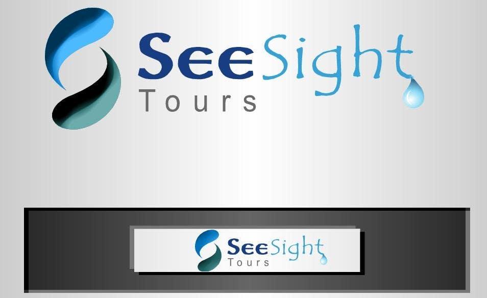 Penyertaan Peraduan #169 untuk Logo Design for See Sight Tours