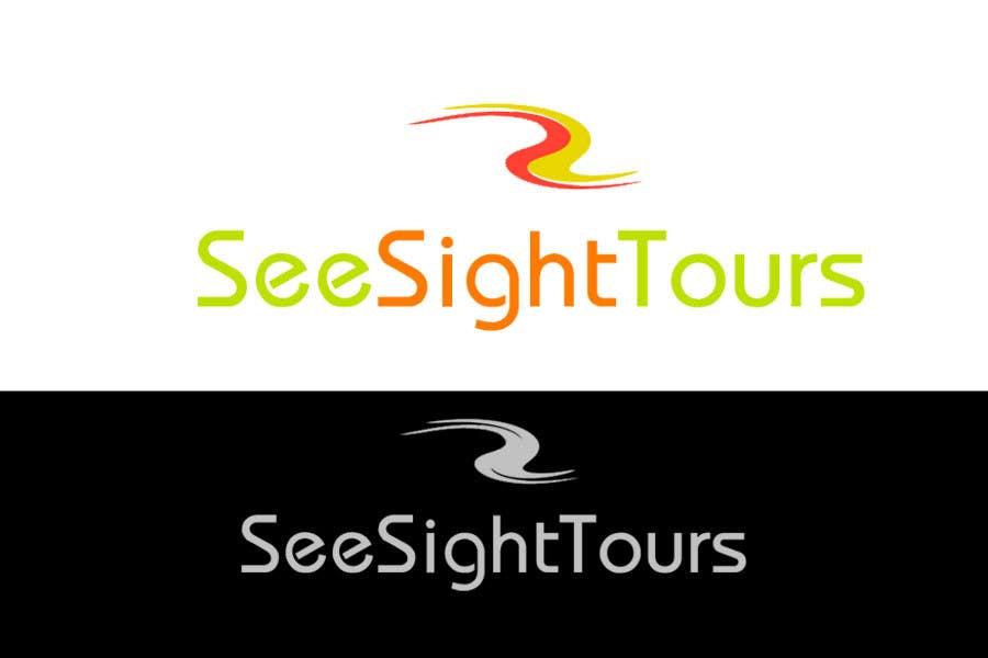 Kilpailutyö #113 kilpailussa Logo Design for See Sight Tours