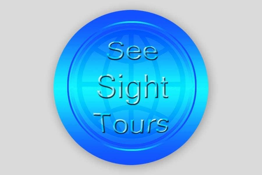 Konkurrenceindlæg #51 for Logo Design for See Sight Tours