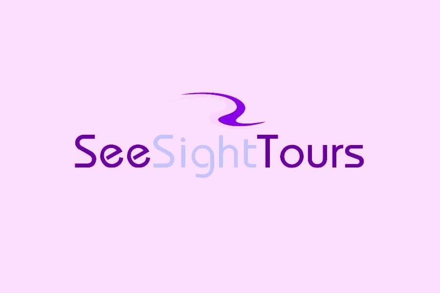 Kilpailutyö #114 kilpailussa Logo Design for See Sight Tours