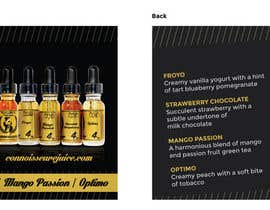 #3 for Design flyer for eJuice company by samazran