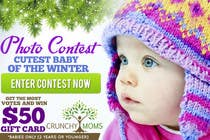 Contest Entry #6 for Design a Banner for Cutest Baby Contest