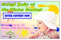 Contest Entry #4 for Design a Banner for Cutest Baby Contest