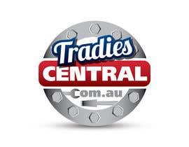 "#133 untuk Design a Logo for a company ""TradiesCentral.com.au"" oleh wavyline"