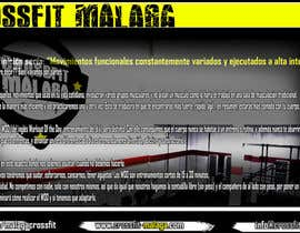 #9 for Design a flyer for Crossfit Malaga af stanis96