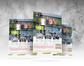 #10 for Design a flyer for Crossfit Malaga af abdelaalitou