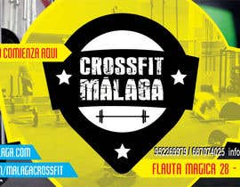 #27 for Design a flyer for Crossfit Malaga af bigsesos