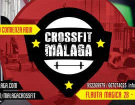 #28 for Design a flyer for Crossfit Malaga af bigsesos
