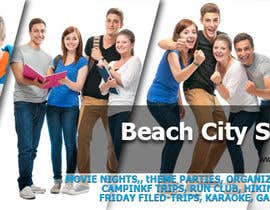 Nro 24 kilpailuun Design a Banner for Facebook Company Page käyttäjältä npinkyn