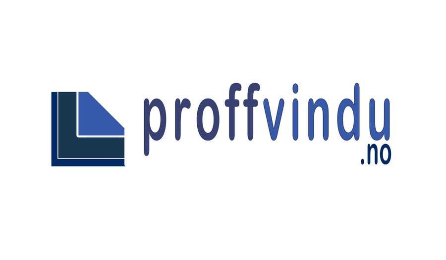 Inscrição nº 56 do Concurso para Design a Logo for proffvindu.no