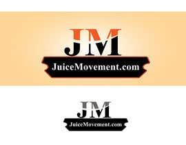 anfogra tarafından Design a logo and A Business Card For JuiceMovement.com için no 15