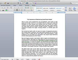 #11 para Content Writing for Websites por manishak2001