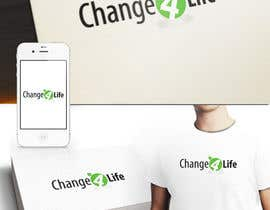 #12 cho Logo Design for Change 4 Life bởi aleksandardesign