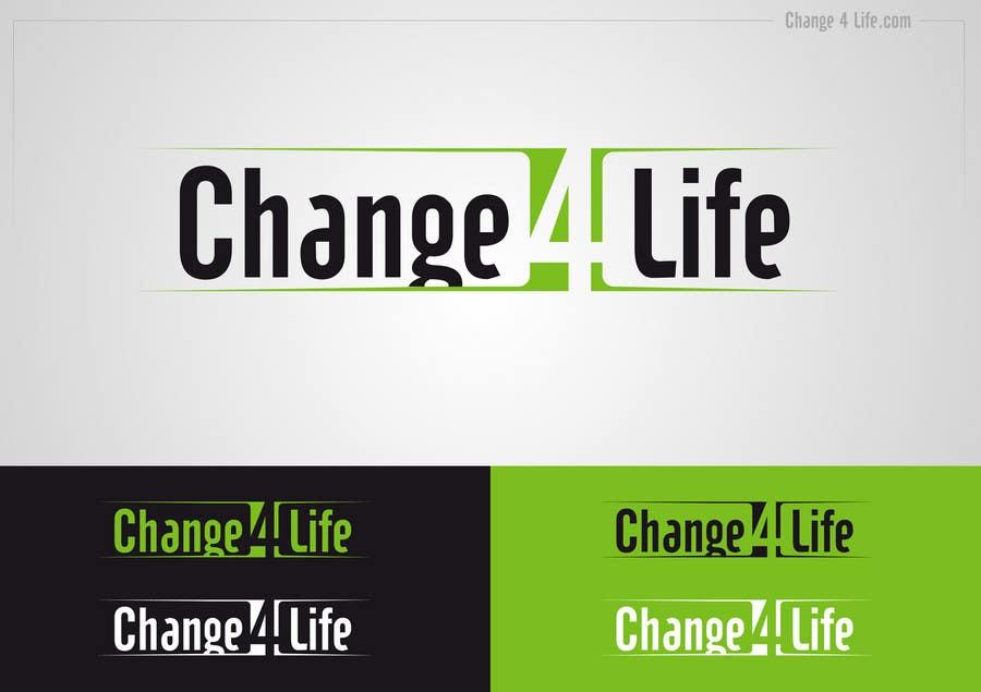 Конкурсная заявка №163 для Logo Design for Change 4 Life