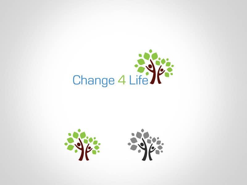 Proposition n°105 du concours Logo Design for Change 4 Life
