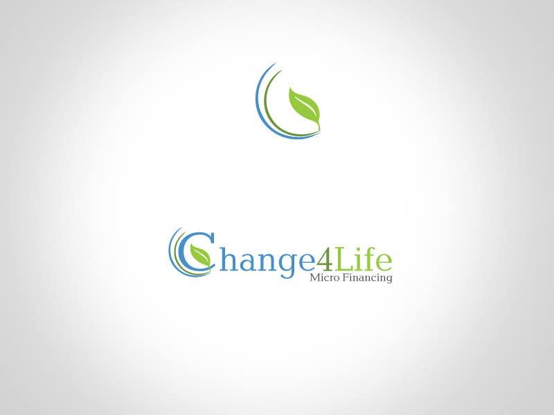 Конкурсная заявка №104 для Logo Design for Change 4 Life