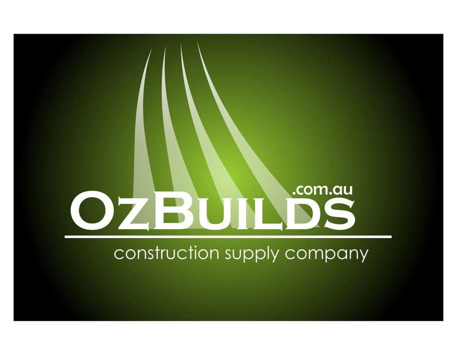 #46 for Design a Logo for OzBulds.com.au by VikiFil