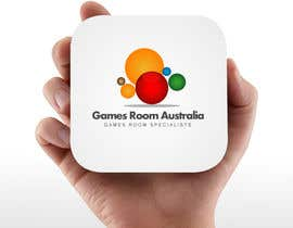 #254 for Design a Logo for gamesroom australia af sanzidadesign