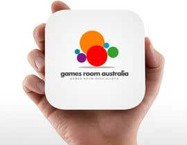#261 for Design a Logo for gamesroom australia af sanzidadesign