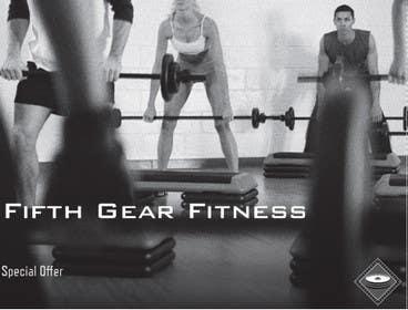 a3ssam tarafından Fifth Gear Fitness için no 3