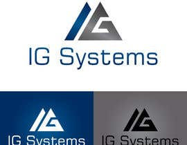#43 for Design a Logo for IG Systems by rivemediadesign