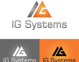 #103 for Design a Logo for IG Systems by rivemediadesign