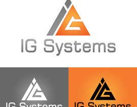 #104 for Design a Logo for IG Systems by rivemediadesign