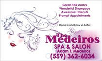 Contest Entry #130 for Design a Banner for a Salon and Spa