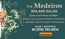 Contest Entry #140 for Design a Banner for a Salon and Spa