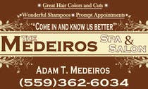 Contest Entry #155 for Design a Banner for a Salon and Spa