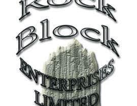 "Nro 36 kilpailuun I need a logo designed - ""Rock Block Enterprises Limited"" baseball neighborhood real estate company käyttäjältä IamLaguz"