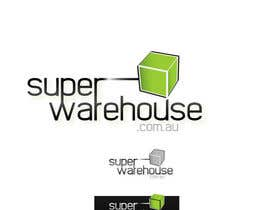 nº 139 pour Logo Design for SuperWarehouse par arquicube