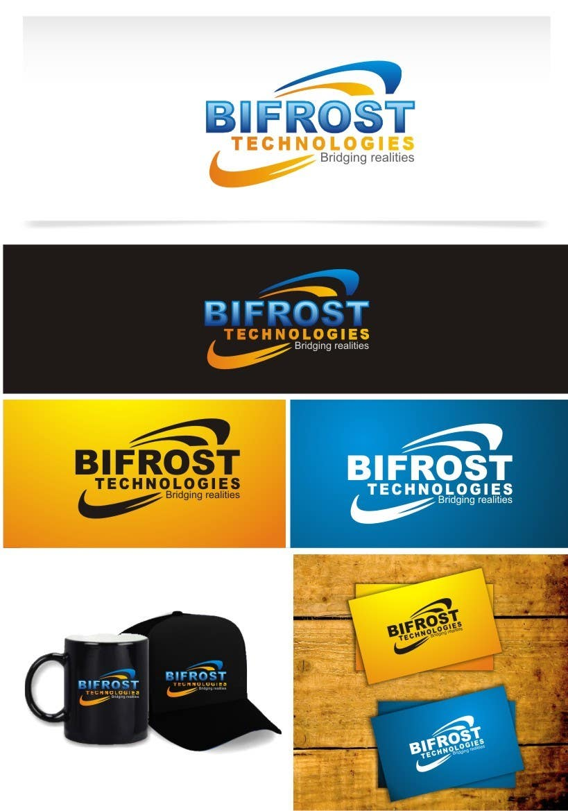 Contest Entry #94 for Logo Design for Bifrost Technologies