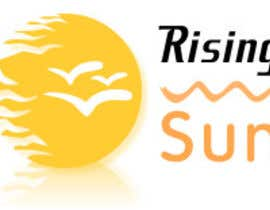 #87 untuk Design a Logo for a new Business - Rising Sun oleh VVMMCorporation