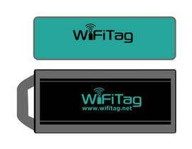 Nro 3 kilpailuun Develop a Brand Identity for WiFi Tag device käyttäjältä elena13vw